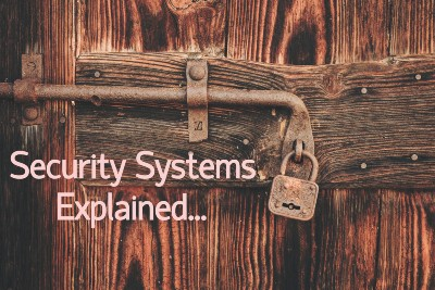 Security Alarm System explained